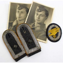 German paratrooper insignias