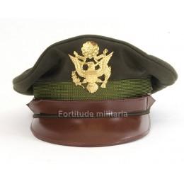 US ARMY officer's visor cap