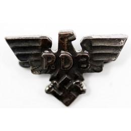 RDB stickpin