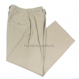 US Army chino officer's trousers
