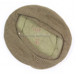 British army General service cap