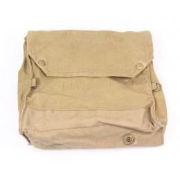 British gasmask pouch