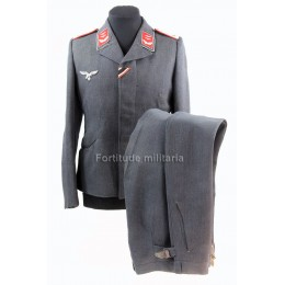 Luftwaffe Flak tunic and breeches