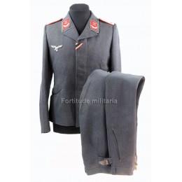 Luftwaffe Flak tunic and breeches
