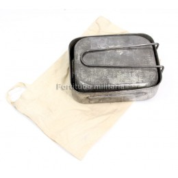 British mess kit with cover
