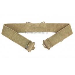 British combat web belt