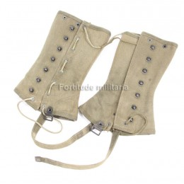 US M-1938 gaiters