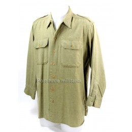 US Army wool shirt