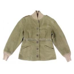 WAC wool lined jacket