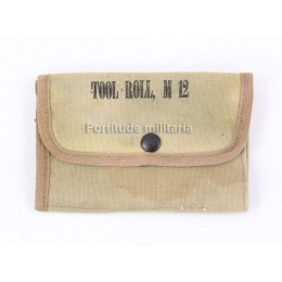US M12 spare parts roll