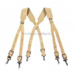 "US suspenders ""brirish made"""