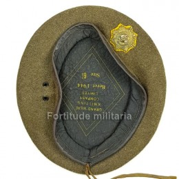 Canadian army beret