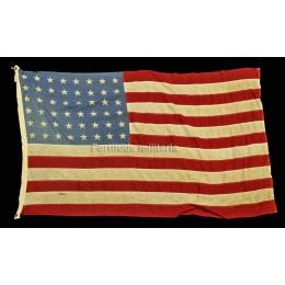 US ARMY combat flag