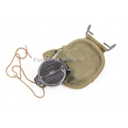 US compass in first model pouch