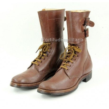 US buckle boots