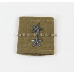 Passant d'épaulette pour Lieutenant Polonais