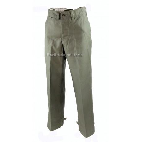 Us M-43 combat trousers