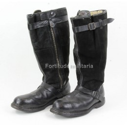 Luftwaffe flying boots