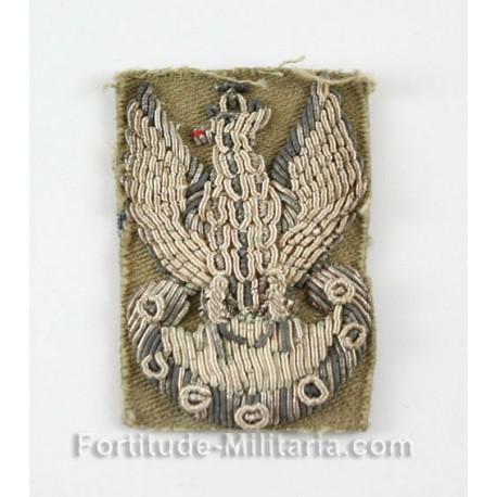 Polish beret insignia