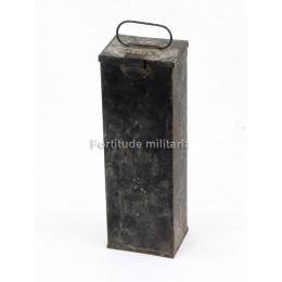 British candels box