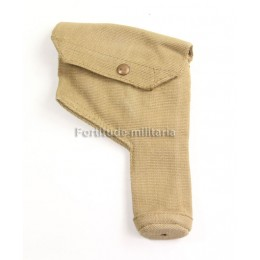 British Army web holster