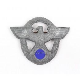 Polizei visor cap eagle