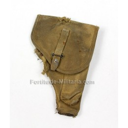 Holster en web British Army