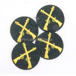 Weapon maintenance trade insignia