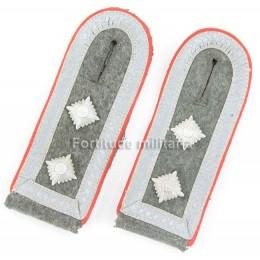 Artillery NCO shoulderboards