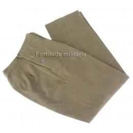 WAC wool trousers