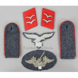 Flak insignias