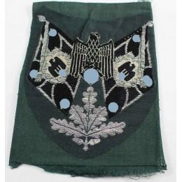 Standart bearer's sleeve insignia