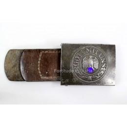 Luftwaffe parade belt buckle