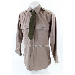 US Army officer's shirt