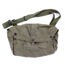 US gas mask pouch