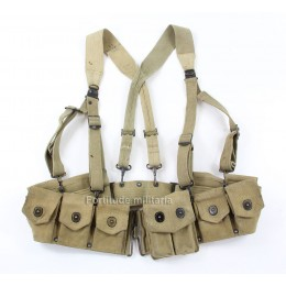 US M-1910 ammo pouch with Y-staps