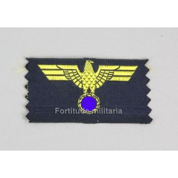 Kriegsmarine side cap eagle