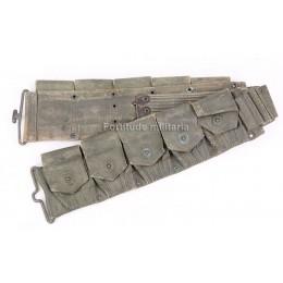 US Springfield ammo belt camo