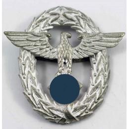 Police cap eagle