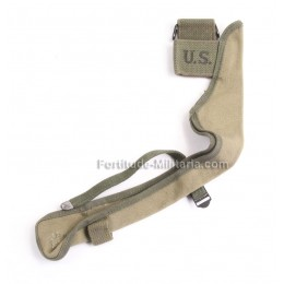 U.S. Pick mattock web carrier