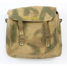 British small pack with camouflage