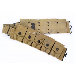US Springfield ammo belt