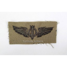 Theatre made bombardier wings