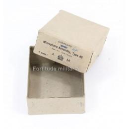 RAF microphones box