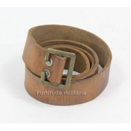 British leather strap