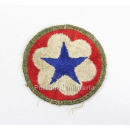 US ARMY patch : 33rd infantry division