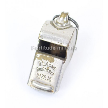 """US """"Military"""" whistle"""