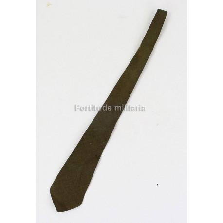 US officer's tie