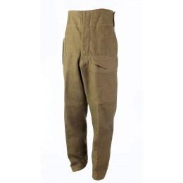 British pattern 37 woll trousers