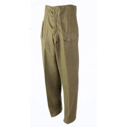 British pants, pattern 40
